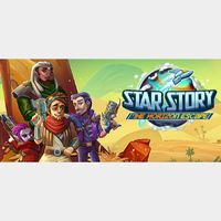 Star Story: The Horizon Escape (Steam, Instant Delivery)