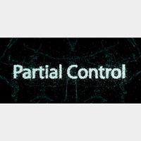 Partial Control (Steam, Instant Delivery)