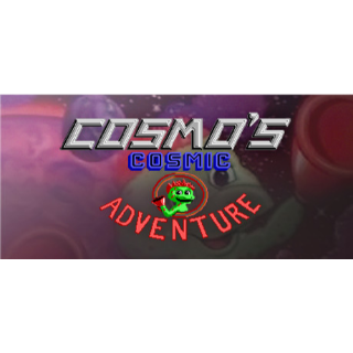 Cosmo's Cosmic Adventure (Steam, Instant Delivery)