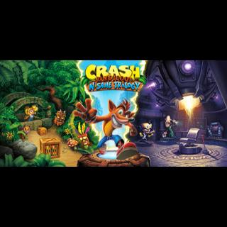 Crash Bandicoot™ N. Sane Trilogy (Steam, Instant Delivery)