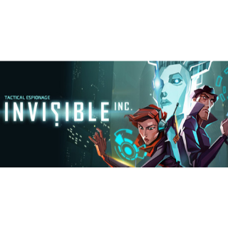 Invisible Inc. (Steam, Instant Delivery)