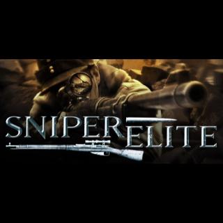Sniper Elite 1+v2+3 (Steam, Instant Delivery)