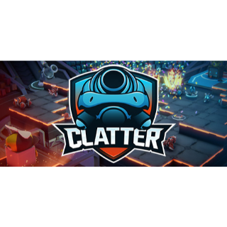 Clatter (Steam, Instant Delivery)