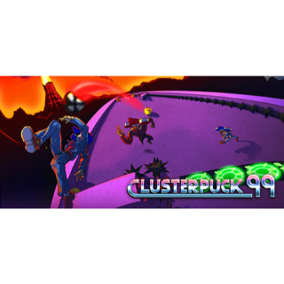 ClusterPuck 99 (Steam, Instant Delivery)
