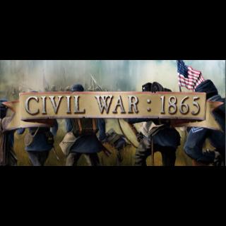 Civil War: 1865 (Steam, Instant Delivery)
