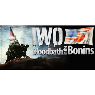 IWO: Bloodbath in the Bonins (Steam, Instant Delivery)