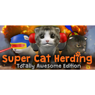 Super Cat Herding: Totally Awesome Edition (Steam, Instant Delivery)