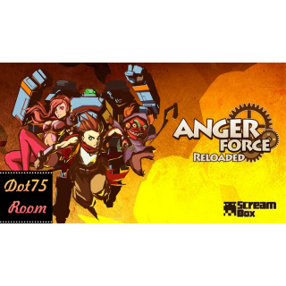 AngerForce: Reloaded●STEAM/Automatic delivery