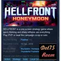 HELLFRONT: HONEYMOON●STEAM/Auto delivery