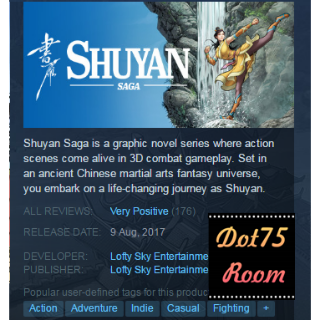 Shuyan Saga●STEAM/Automatic delivery