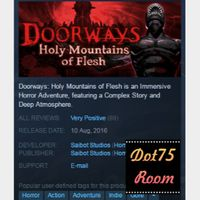 Doorways: Holy Mountains of Flesh●STEAM/Auto delivery