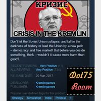 Crisis in the Kremlin●STEAM/Automatic delivery