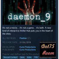 Daemon_9●STEAM/Auto delivery