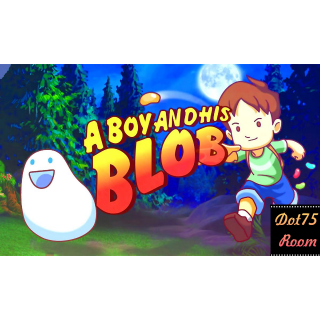 A Boy and His Blob●STEAM/Automatic delivery