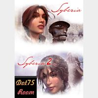 Syberia 1+ Syberia 2●STEAM/Auto delivery