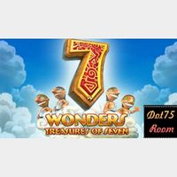 7 Wonders: Treasures of Seven●STEAM/Automatic delivery