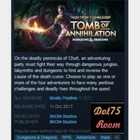 Tales from Candlekeep: Tomb of Annihilation●STEAM/Auto delivery
