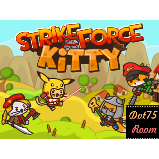StrikeForce Kitty●STEAM/Automatic delivery