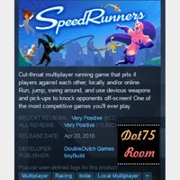 SpeedRunners●STEAM/Auto delivery