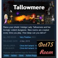 Tallowmere●STEAM/Auto delivery