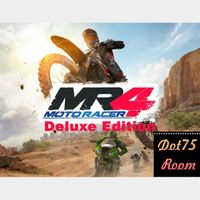 Moto Racer 4 Deluxe Edition●STEAM/Auto delivery
