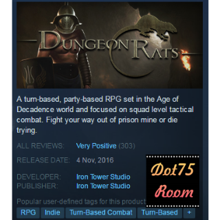 Dungeon Rats●STEAM/Auto delivery
