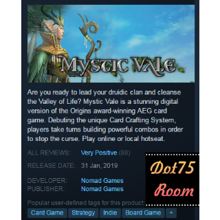 Mystic Vale●STEAM/Auto delivery