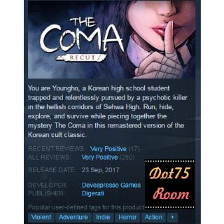 The Coma: Recut●STEAM/Automatic delivery