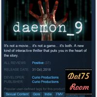 Daemon_9●STEAM/Auto delivery