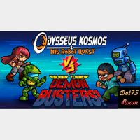 Odysseus Kosmos and his Robot Quest (Episodes 1 - 4)●STEAM/Automatic delivery