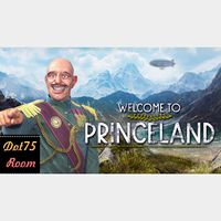 Welcome to Princeland●STEAM/Automatic delivery