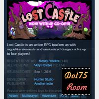 Lost Castle●STEAM/Auto delivery