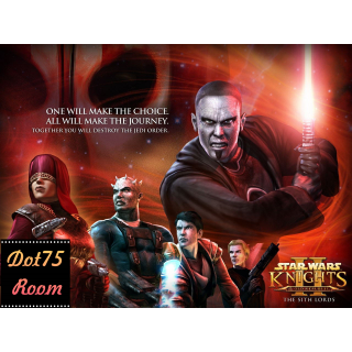 STAR WARS Knights of the Old Republic II - The Sith Lords●STEAM/Auto delivery