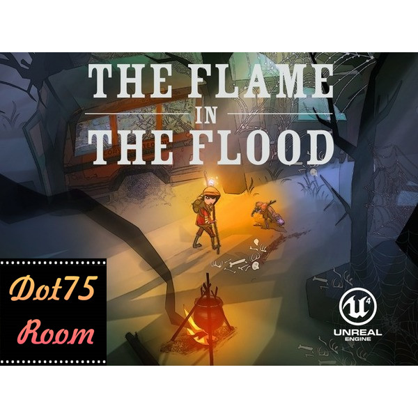 The Flame in the Flood●STEAM/Automatic delivery