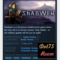 Shadwen●STEAM/Autodelivery