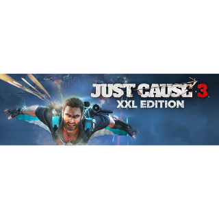 JUST CAUSE 3 XXL Edition [ Instant Steam Key ]
