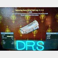 Apparel | Bolstering HTD metal RL
