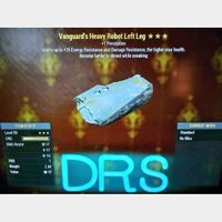 Apparel | Vanguard HTD robot LL
