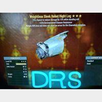 Apparel | Weightless SENT robot RL
