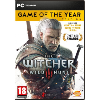 The Witcher 3:Wild Hunt - Game of the Year (GOG)