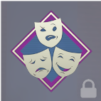 I will get you the Group Theatrics (level 3) badge