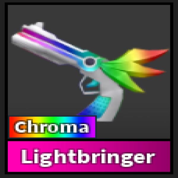 Mm2 In Roblox Mm2 Chroma Lightbringer In Game Items Gameflip