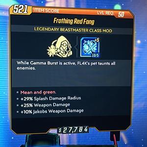 Class Mod | +5 Beastmaster Class Mod