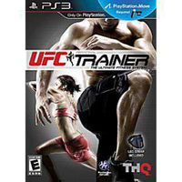 UFC Trainer Sony PS3