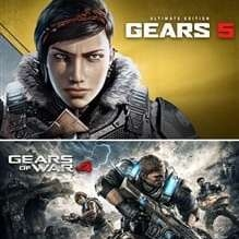 Gears 5: Ultimate Edition and Gears 4 (Included) Digital Code