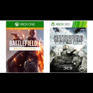 Battlefield 1™ Revolution & Battlefield 1943™ Bundle