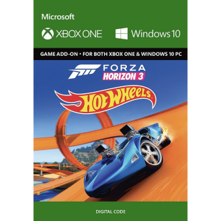 Forza 3 + hot wheels