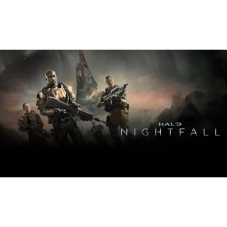 Halo Channel and Nightfall Bundle - Xbox live -