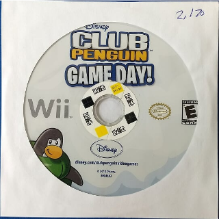 Club Penguin: Game Day