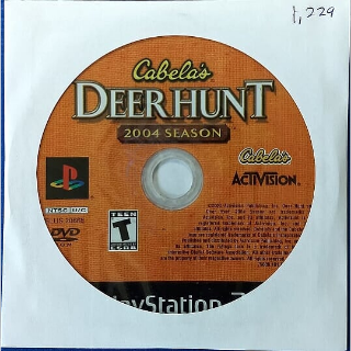 Cabela's Deer Hunt 2004